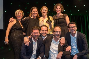 HR Excellence Awards 2017; TIPI am Kanzleramt Berlin; 24.11.2017